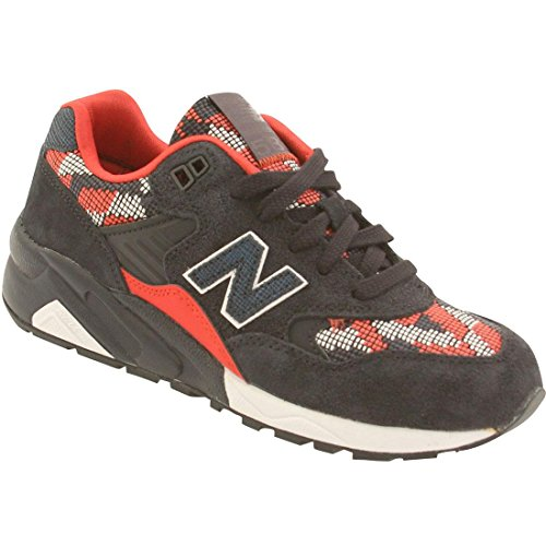 New Balance red Femme rouge Sneakers pw Wrt580pw Black Noir Pw gpxgBw