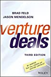 img - for Venture Deals: Be Smarter Than Your Lawyer and Venture Capitalist book / textbook / text book