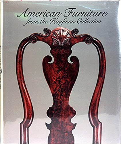 Book American Furniture from the Kaufman Collection