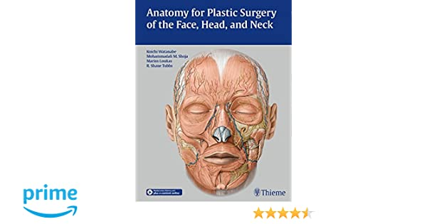Anatomy for Plastic Surgery of the Face, Head, and Neck ...