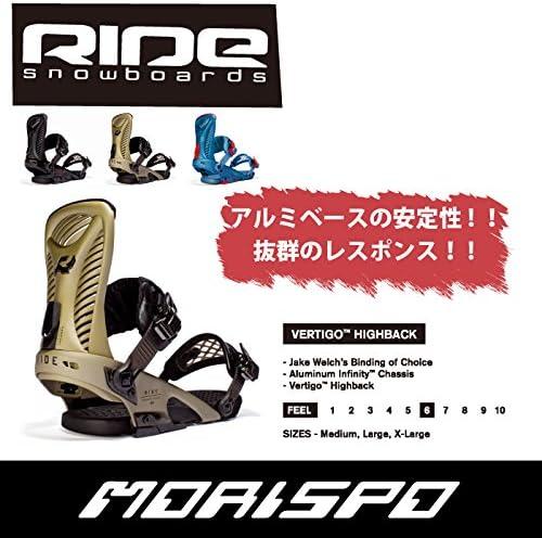 RIDE ライド CAPO カポ 15-16 SLATE BL Large