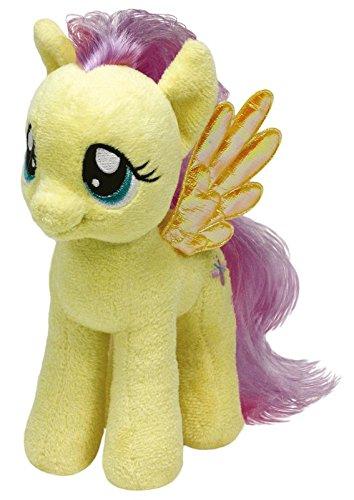 (Ty UK My Little Pony Plush 11-Inch Fluttershy Buddy)