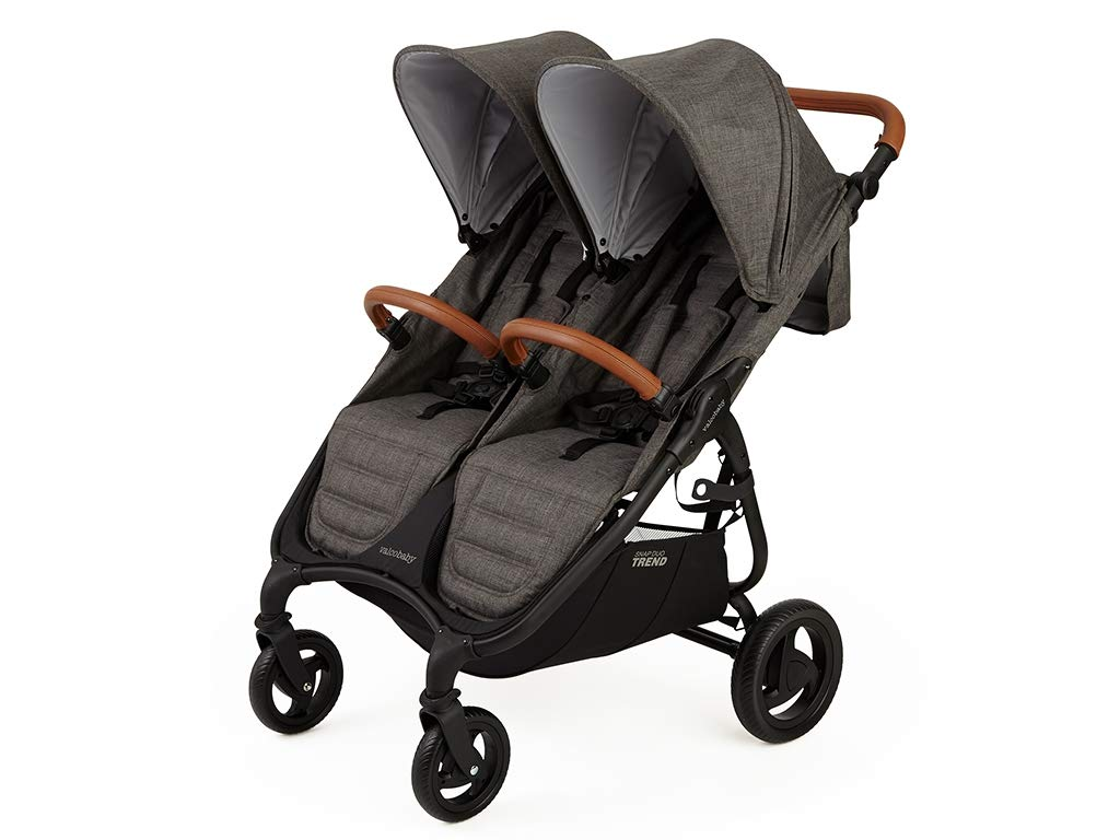 Valco Baby Snap Duo Trend Stroller - Charcoal by ValcoBaby