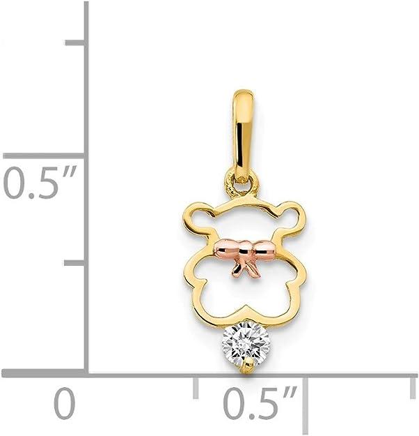 DiamondJewelryNY Sterling Silver Nino de Atocha Pendant