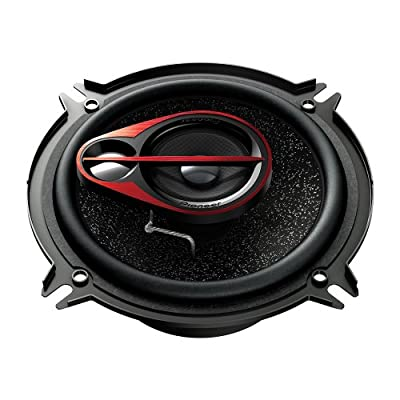 Pioneer TS-R1350S Speakers 5-1/4 250Watts: Car Electronics