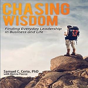 Chasing Wisdom Audiobook