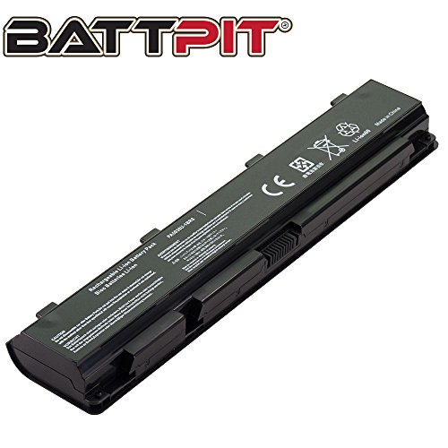 Battpit™ Laptop/Notebook Battery Replacement for Toshiba Qosmio X75 (2200 mAh / (Qosmio Notebook Battery)
