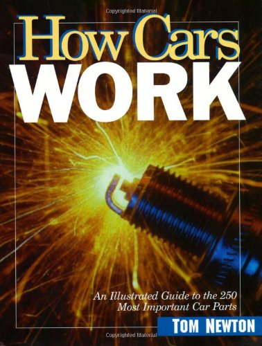 How Cars Work by Black Apple Pr