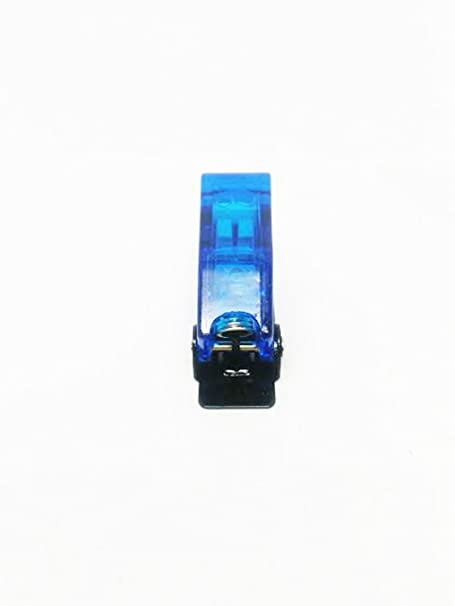 Pactrade Marine X5 Blue Safety Switch Flip Cap Cover Auto Boat RV Toggle Switch
