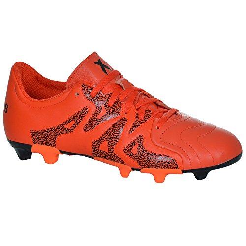 Terrain Football de Orange 36 3 Synthetique Souple Chaussure adidas X15 w6qxnp5X