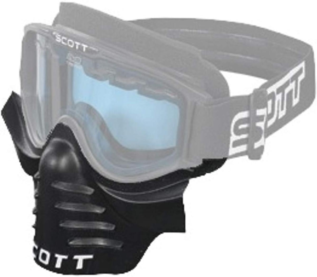 Scott Faceguard Venturi W Facefoam Black 1size Auto