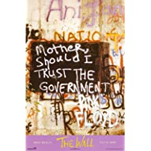 Pink Floyd The Wall Berlin Wall Music Poster Print - 24x36
