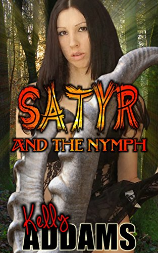 Satyr And The Nymph: Mythical Races Erotica
