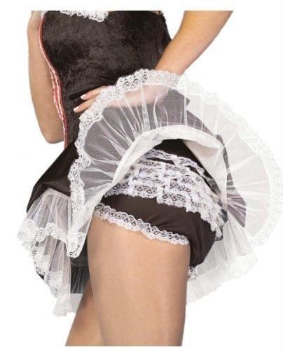 French Maid Panties (French Maid Panties w/Ruffle)