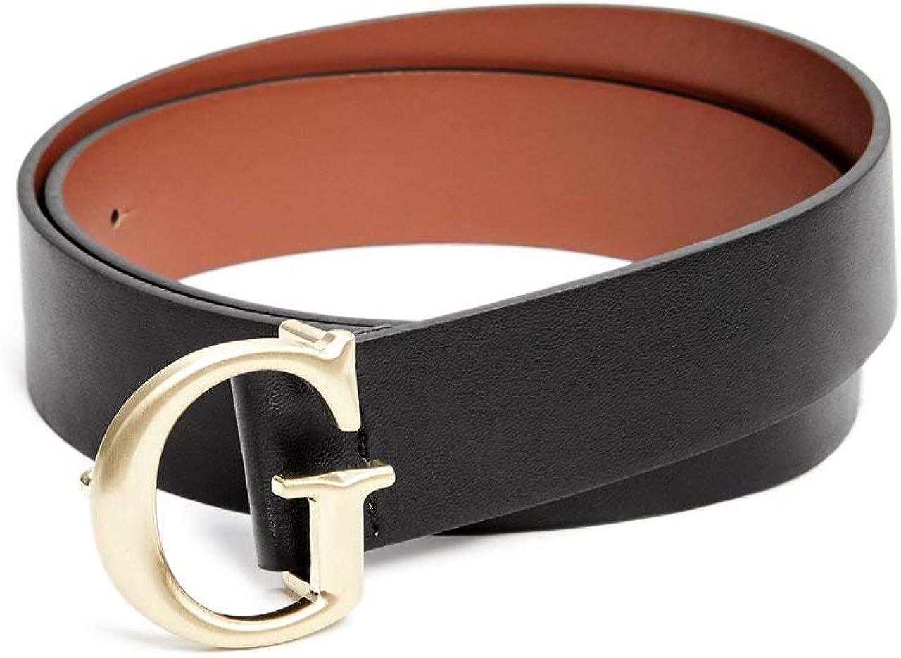 GUESS Brushed Logo Belt