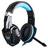 Best Megadream Headsets - Megadream 3.5mm Over Ear Gaming Headphone with Microphone Review
