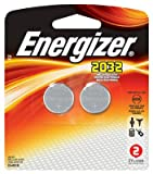 Eveready Battery 2032BP-2N Lithium Watch/Calculator Batteries