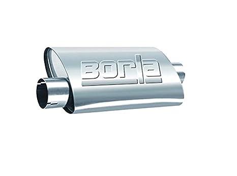 Borla Exhaust 40659 2.5in comp Turbo Muffler