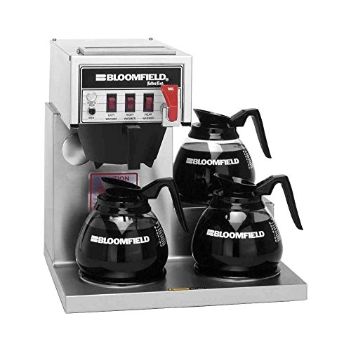 Bloomfield 8572D3F Automatic Pour Over Stainless product image