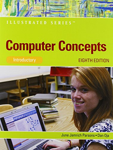 Computer Concepts: Illustrated Introductory (Available Titles Skills Assessment Manager (SAM) - Office 2010)