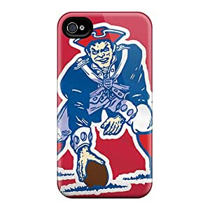 Tough Iphone PsmDZzM-5559 Case Cover/ Case For Iphone 4/4s(new England Patriots)