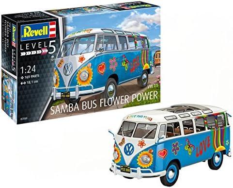 Revell REV-07050 07050, Bunt (Flower Power)