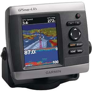 Garmin GPSMAP 431S GPS Dual Beam Combo