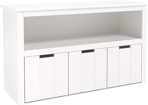 Homfa Kids Toy Storage Cabinet