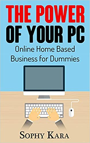 Online Home Based Business for Dummies Book