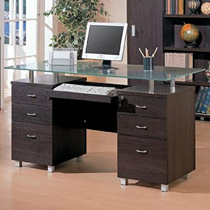 Decarie Home Office Set   800231   Coaster Furniture