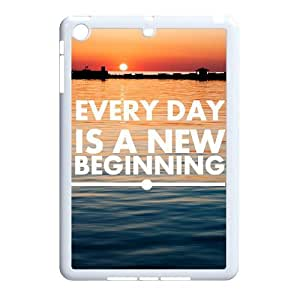 Ipad Mini 2D Customized Hard Back Durable Phone Case with About the mood Image