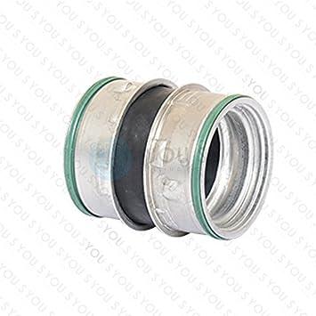 SKODA Octavia (1U) 1.9 TDI - Manguera Turbo Admisión - 1J0145834T: Amazon.es: Coche y moto