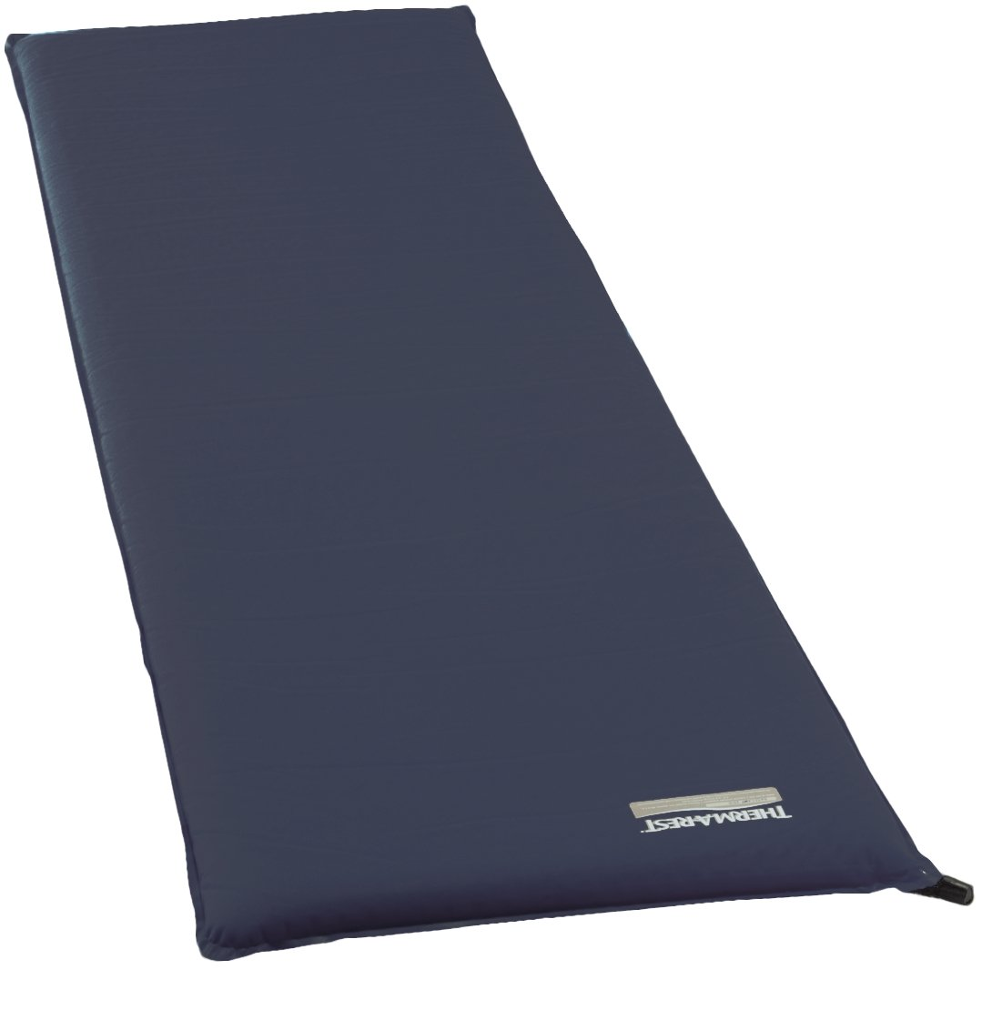 Therm-a-Rest BaseCamp Self-Inflating Foam Camping Pad, Large - 25 x 77 Inches