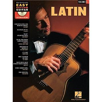 Easy Rhythm Guitar Volume 5: Latin. Für Gitarre, Gitarrentabulatur