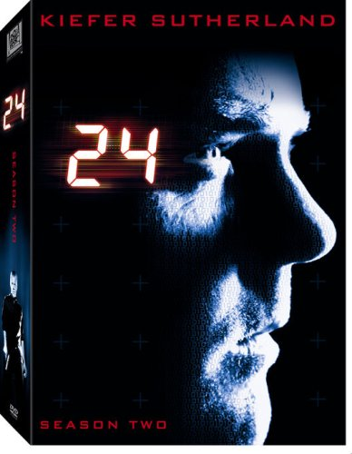 DVD : 24: Season Two (Dubbed, Repackaged, Widescreen, , 7 Disc)
