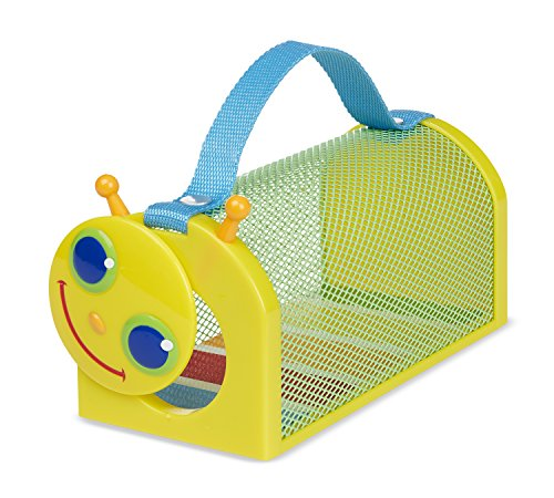 Melissa & Doug Sunny Patch Giddy Buggy Bug House Toy With Carrying Handle and Easy-Access Door -