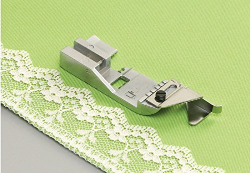 Babylock Lace Applicator Foot BLE8-LF for Evolution BLES8 Serger BLE8W-2 Ovation