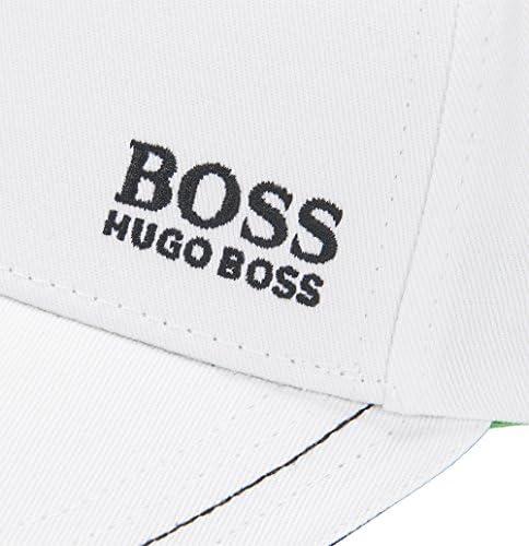 Hugo Boss - Gorra de béisbol azul marino Talla única: Amazon.es ...