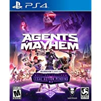 Agents of Mayhem Launch Edition - PlayStation 4