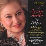 Audrey Stottler Sings Richard Wagner