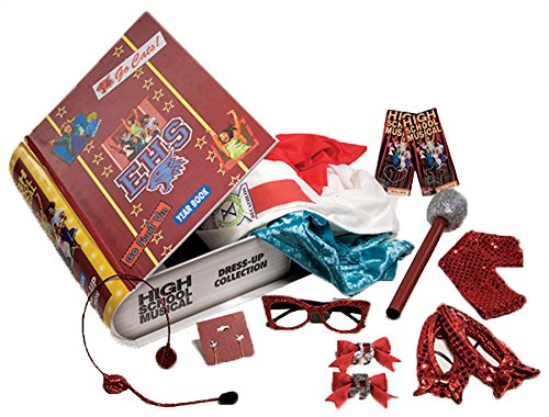 Costumes School High Musical 2 (High School Musical Yearbook Collection Gabriella Dress-Up & Accessory Set)