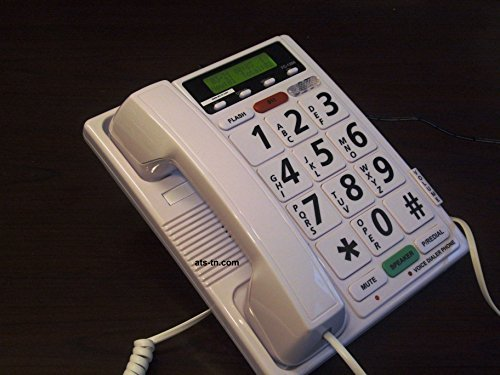 Voice Activated Telephone Dialer - No Buttons to Push to Activate It