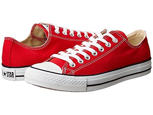 Omgekeerde Unisex Chuck Taylor All Star Lage Top Rode Sneakers - 6.5 B (m) Ons Dames / 4.5 D (m) Us Men