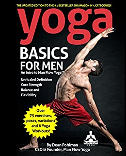 Yoga Basics for Men: An Intro to Man Flow Yoga