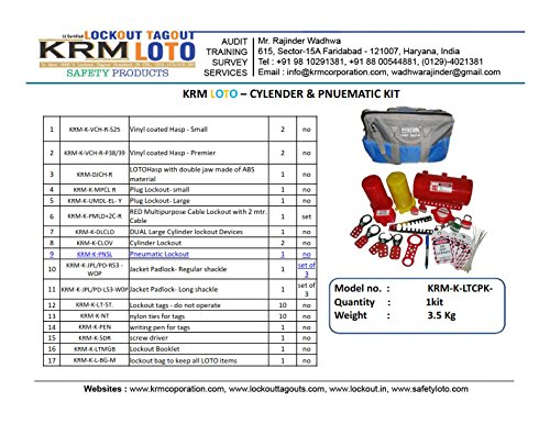 Cylender & Pnuematic Kit