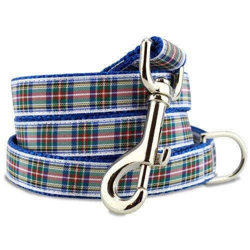 Plaid Dog Leash, Dress Stewart Tartan