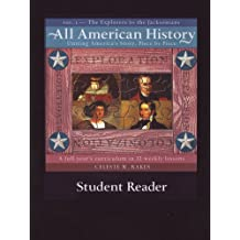 All American History Vol 1 Student Reader