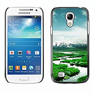 Hot Style Cell Phone PC Hard Case Cover // M00102071 norway tourism nature // Samsung Galaxy S4 Mini i9190
