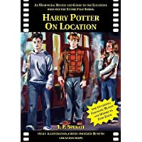 Harry Potter on Location (Standard Edition): including Fantastic Beasts and Where to Find Them