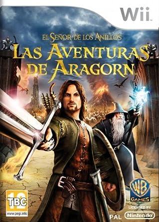 El Señor de los Anillos: Las Aventuras de Aragorn: Amazon.es: Videojuegos